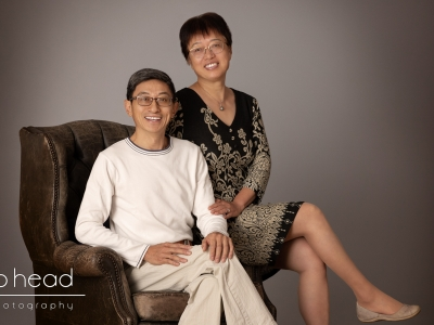 The Yan Family Portrait Experience