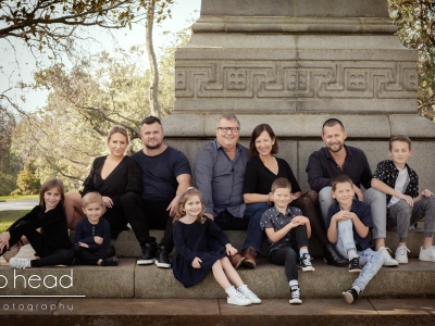 The Stewart Family Portrait Experience