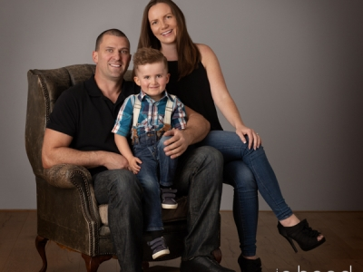 The Griffiths Bates Family Portrait Experience